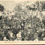 Les musiciens en 1920