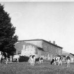La ferme de Brunel en 1940