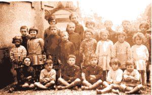 Classe de Mme Chabbal en 1929-1930