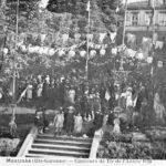 Fête de la société de tir en 1920
