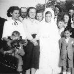 Communion à Montrabé en 1947