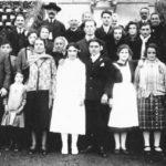 Mariage à Montrabé vers 1930