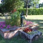 Pompe au jardin public